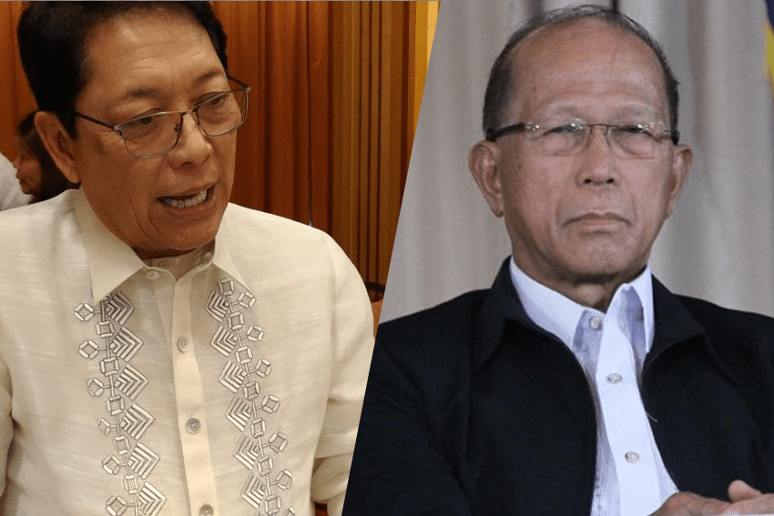 Gov't negotiator, defense chief differ in accepting NDFP's offer of help to combat terrorism