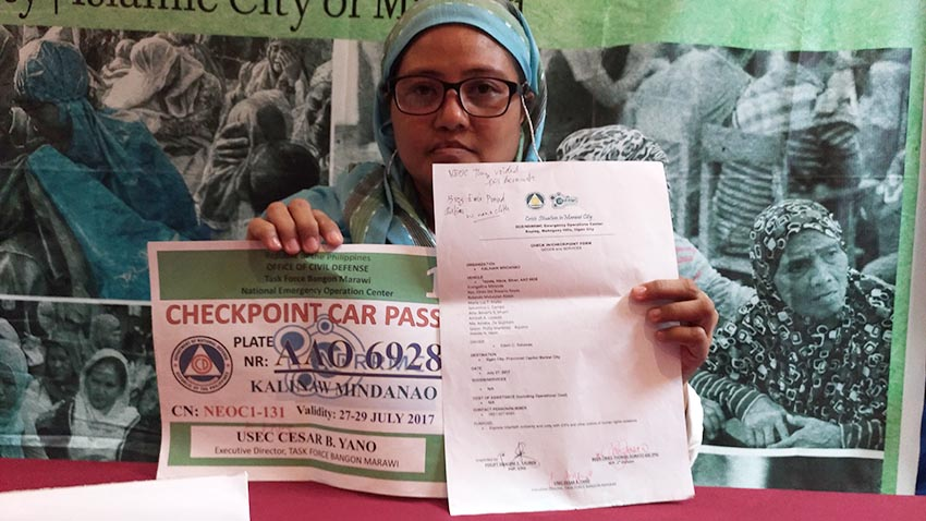 Peace group hits 'arbitrariness' of military rule in Marawi