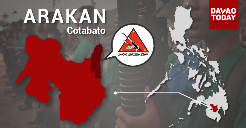 PSG personnel wounded in clash with NPA in Arakan, Cotabato