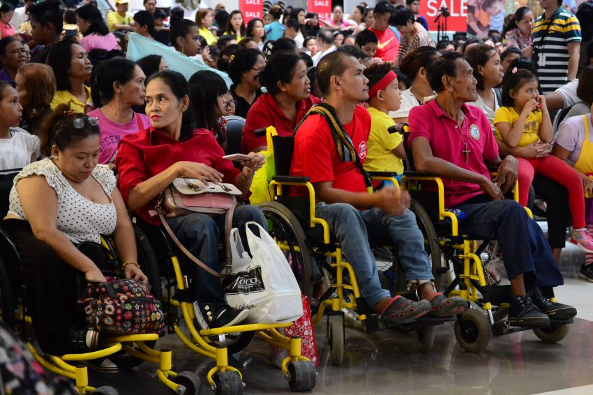 PWDs complain of inaccessibility in Davao's buildings