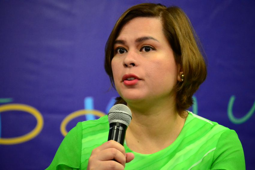 Mayor Sara Duterte terminates Mega Harbour project, cites environmental reason