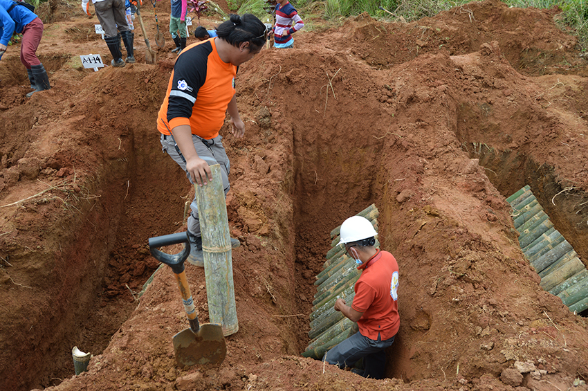 In Marawi, 27 unclaimed bodies laid to rest