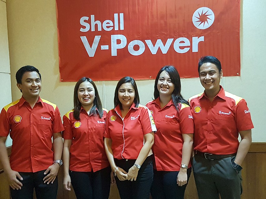 Shell Dynaflex is now in Davao