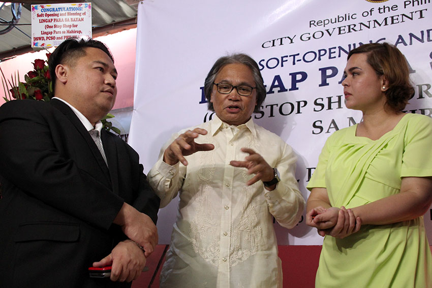 Lingap Para sa Bayan: One-stop shop for health services opens in Davao