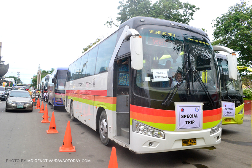 P2B bus modernization to phase out PUJs