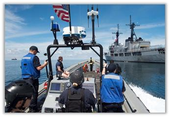 US, PHL hold coordinated patrol in Sulu sea for peace, stability