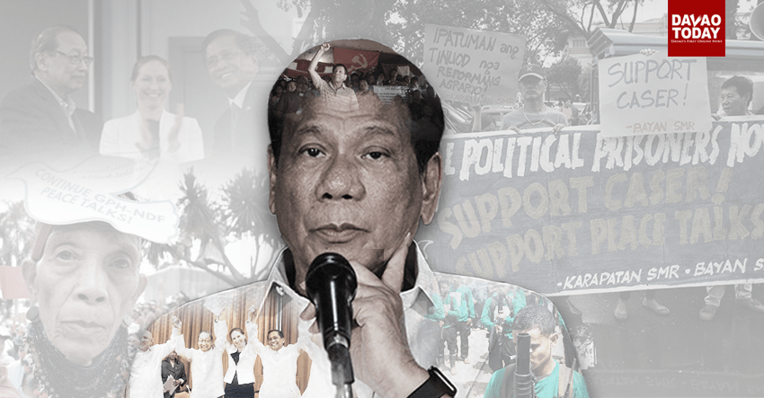 Elusive dream: GRP-NDFP peace process under President Duterte