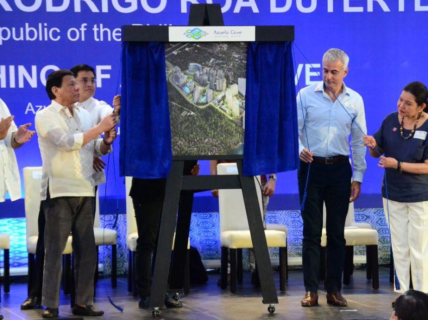 Ayala-Alcantara project to employ 13,000 in Davao
