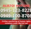 Hotline for human rights abuses in Mindanao launched