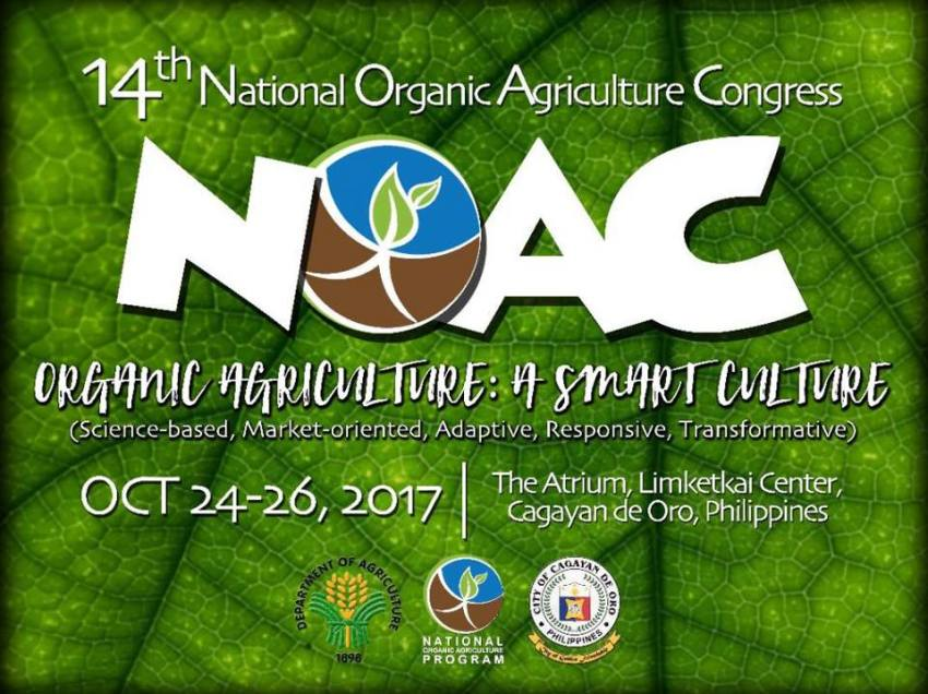 Organic farming confab in CDO to boost awareness, practices
