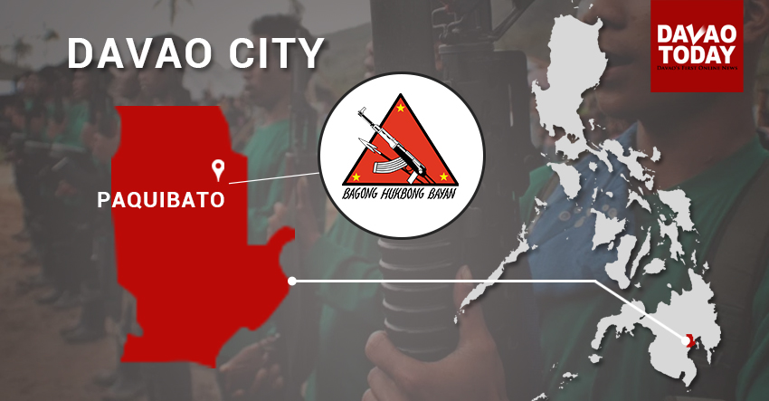 Cafgu dies in clash with NPAs in Davao City