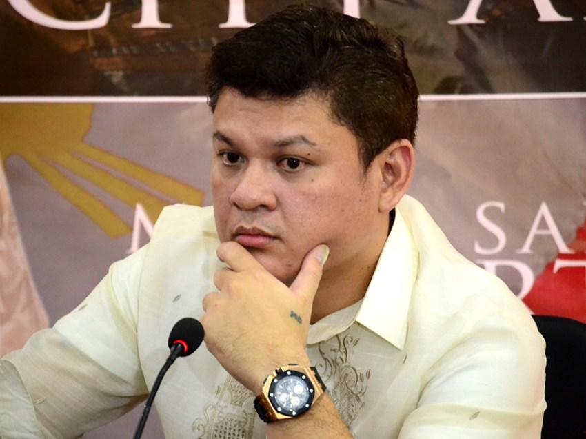 President Duterte accepts Pulong's resignation