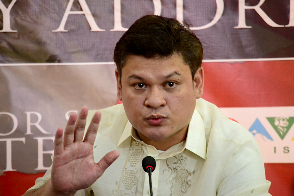 Paolo Duterte resigns as Davao City vice mayor