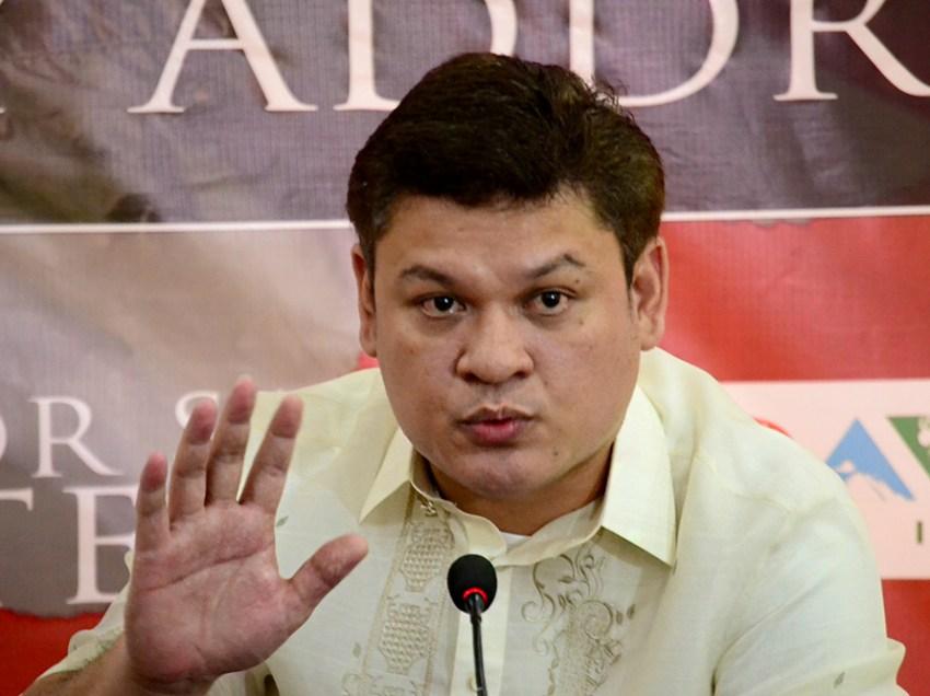 Pulong Duterte resigns as Davao City vice mayor