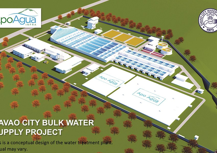 No land use conversion permit yet for Tamugan bulk water project