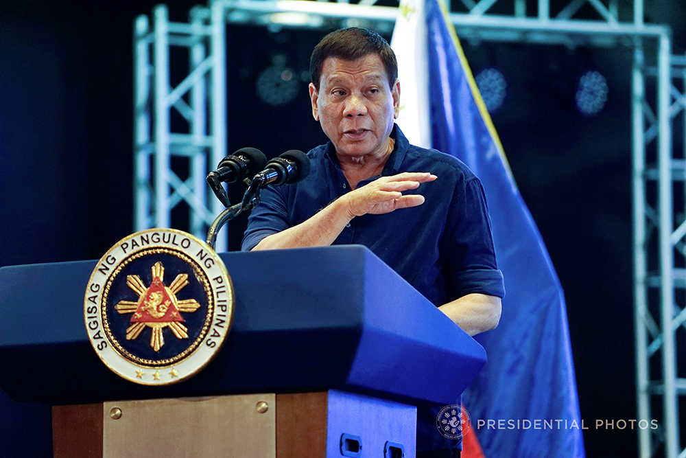 Duterte would welcome Trump 'in the most righteous way'