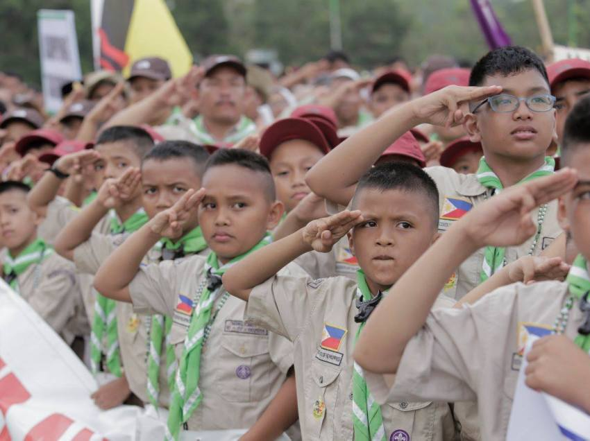 Asia's largest: 30K scouts in Tagum City for 6th ASEAN Scout Jamboree