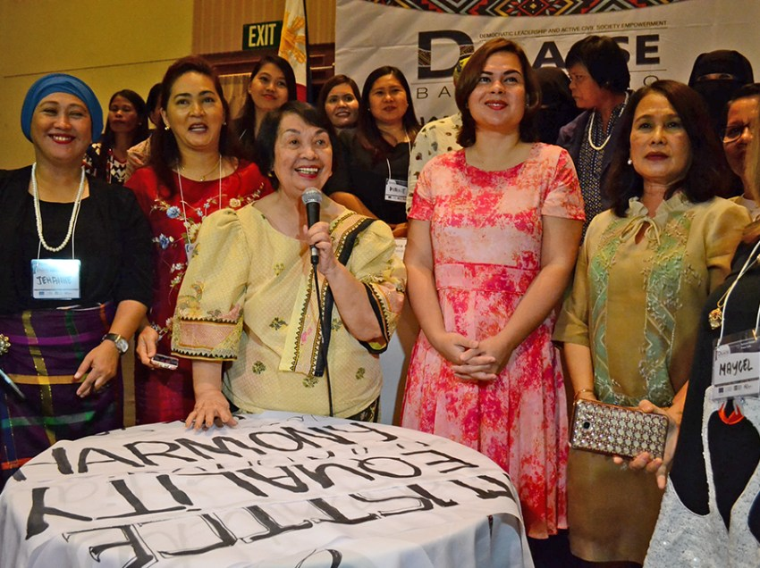 WOMEN'S PEACE TABLE