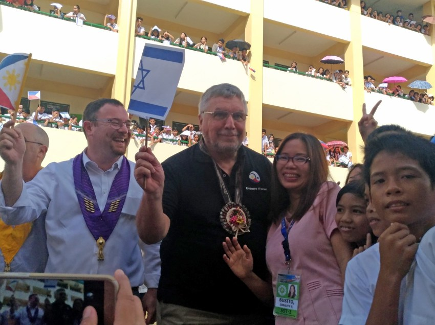 Davao high school to pilot Israel-model on multidisciplinary learning