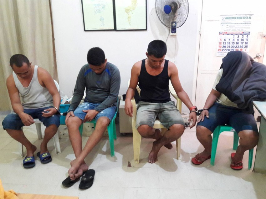 4 soldiers arrested in Tagum buy-bust