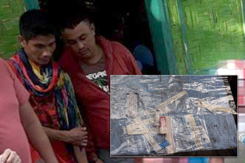 PDEA arrests 2 suspected drug pushers in Davao del Norte