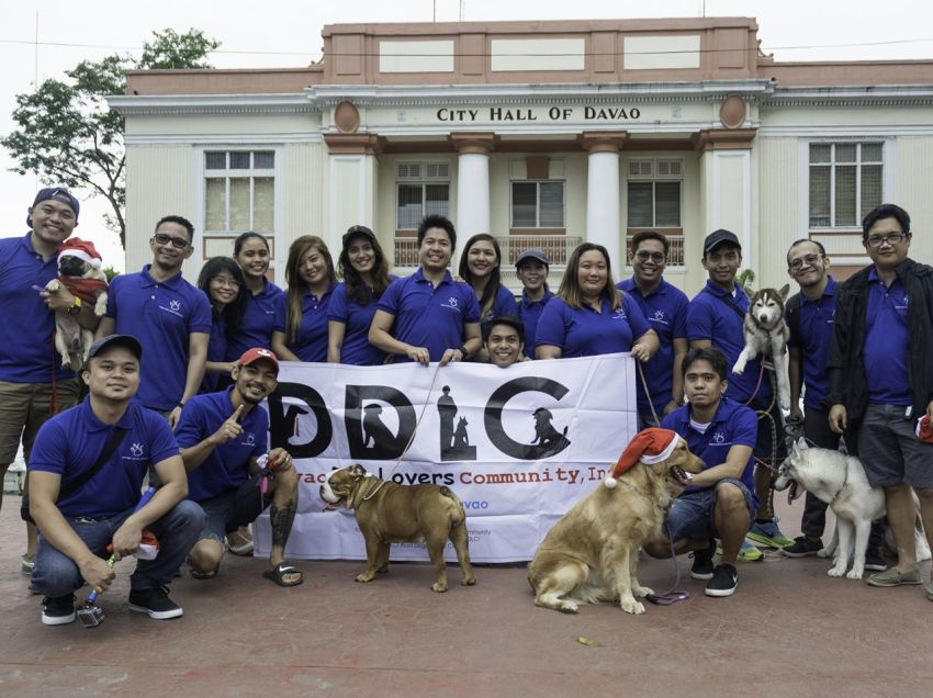 In Davao City, dogs to add teeth in fight against drugs