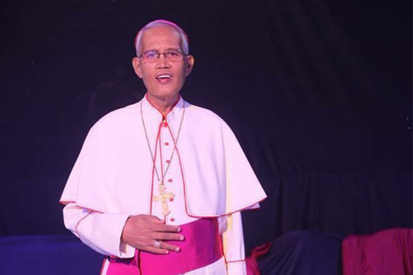Bishop whose diocese welcomed Marawi evacuees dies