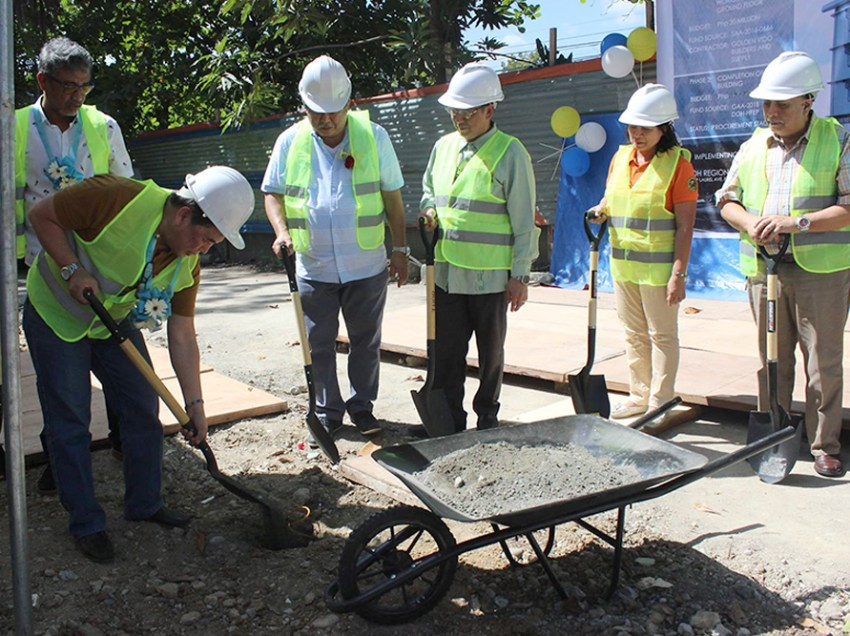 P79.7 million quarantine station to rise in Davao