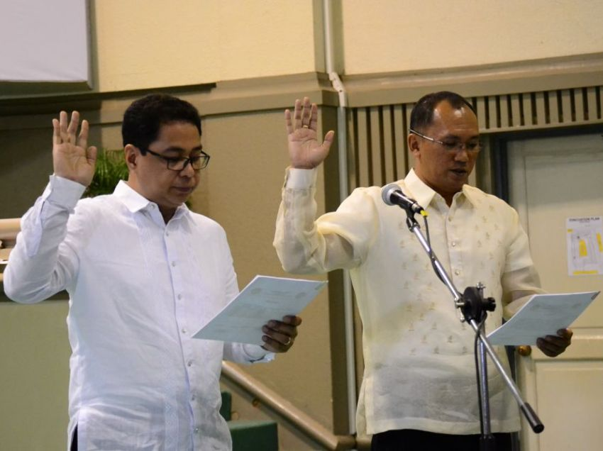 Two Jesuses take roles vacated after Pulong's resignation