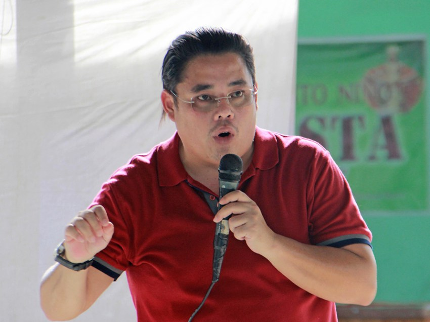 Resume peace talks to end insurgency – solon