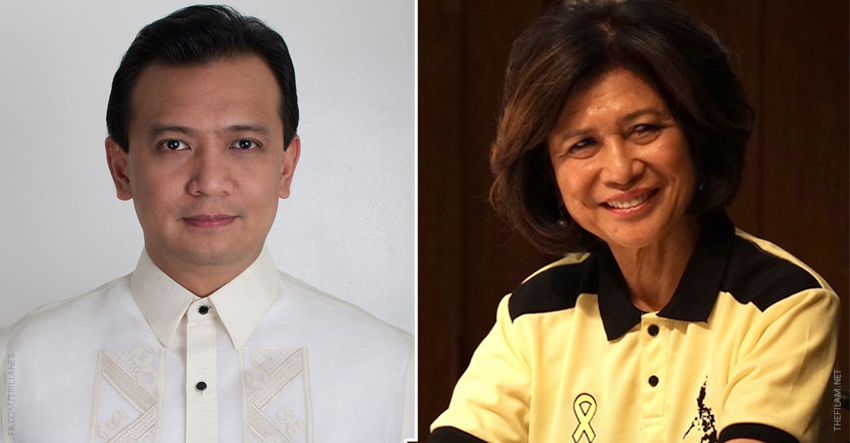 Trillanes, Loida Nicolas-Lewis tagged persona non grata in Davao City