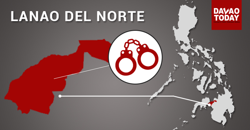 Alleged terrorist's wife, 4 others nabbed in Lanao Norte