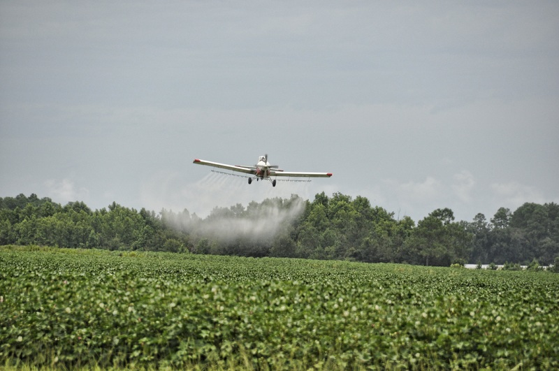Ban of aerial spray in PH pushed