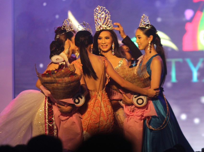 'Lahi ra gyud ang Dabawenya': Mutya ng Dabaw presents beauties with a cause
