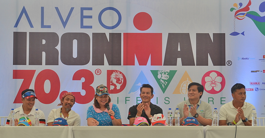 World champions' race on in Davao City