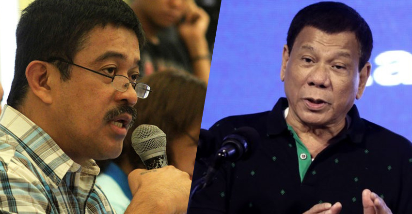 'A Sell-out': Zarate on Duterte's co-ownership remark