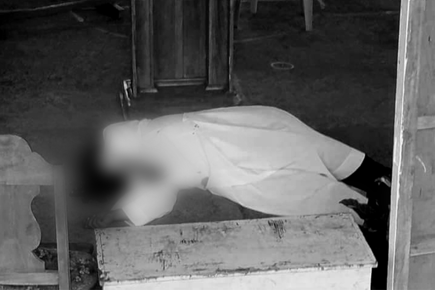 Karapatan, Casilao decry priest slay