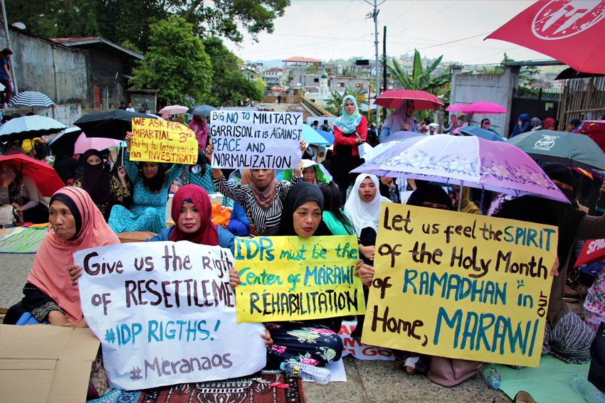 Give Marawi IDP cash to rebuild their homes, solon says