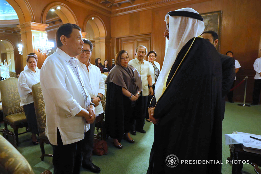 PH-Kuwait ties back to normal, Palace says