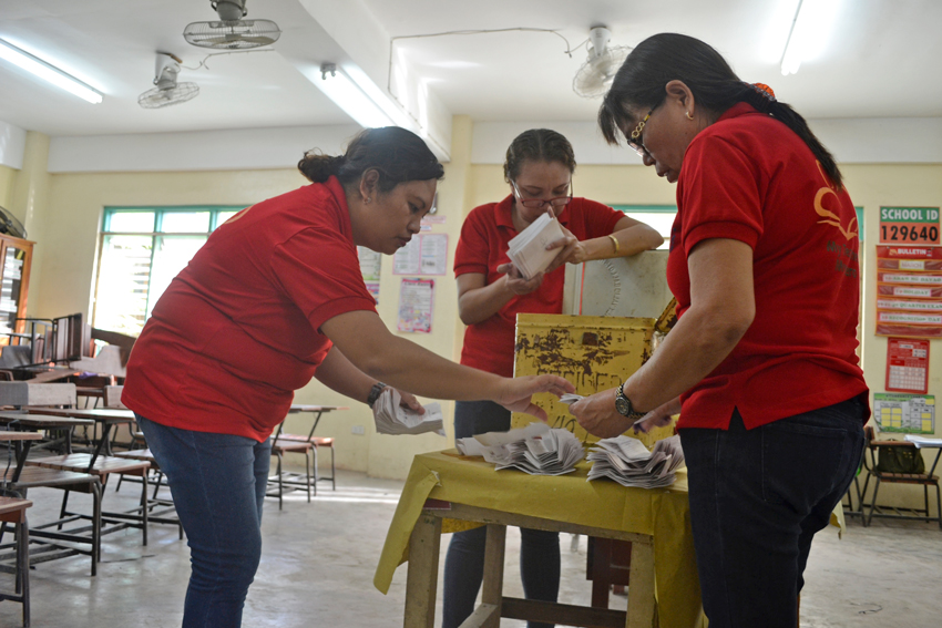 No election hotspots in Davao — PRO 11
