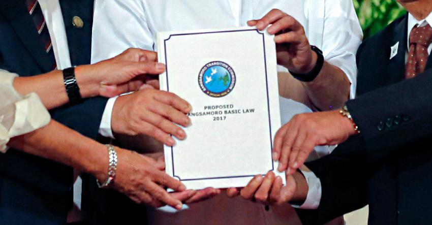 Congress approves final Bangsamoro Basic Law