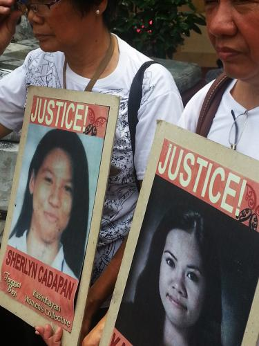 Pain persists for families of abducted UP students