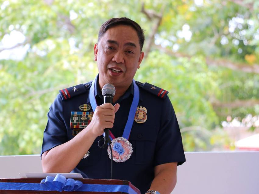 PNP-10: Crime incidence in Normin goes down