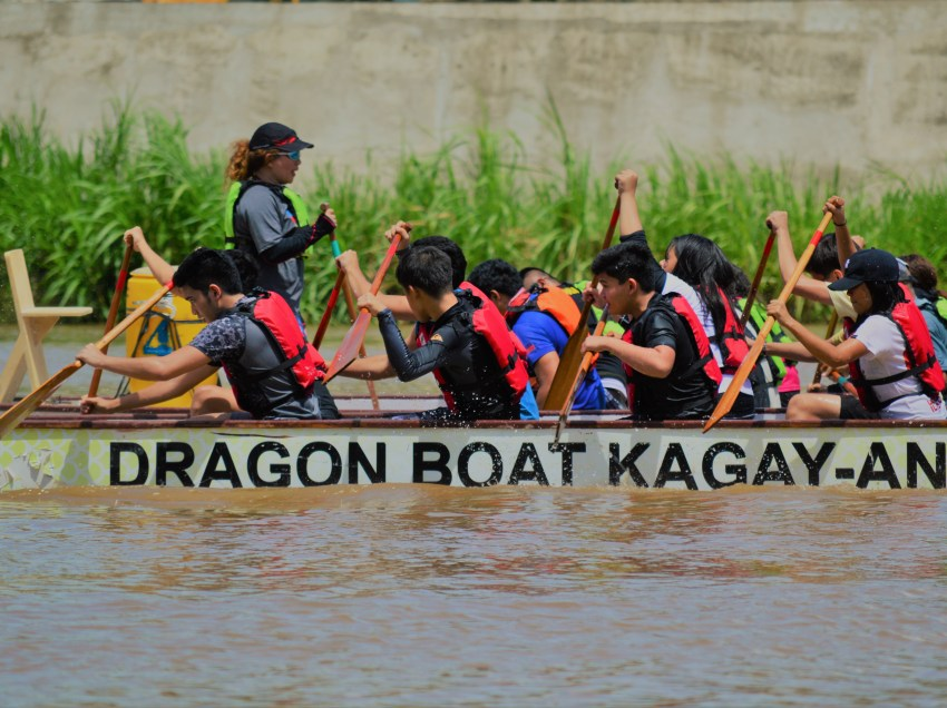 Visayas, Mindanao paddlers join dragon boat race in CDO