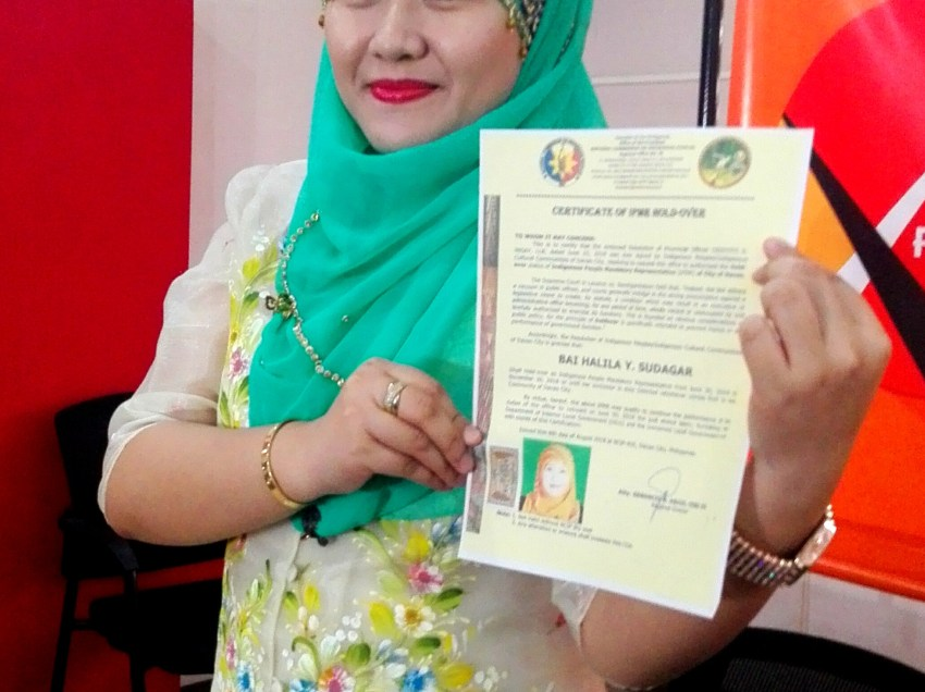 Sudagar is back in Davao City council