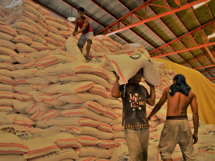 NFA-10, city officials confirm no rice hoarding at Normin port