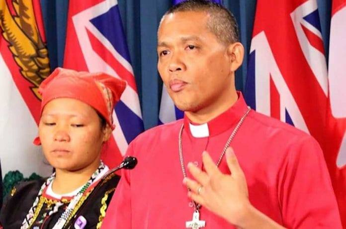 Group decries vilification of Aglipayan bishop