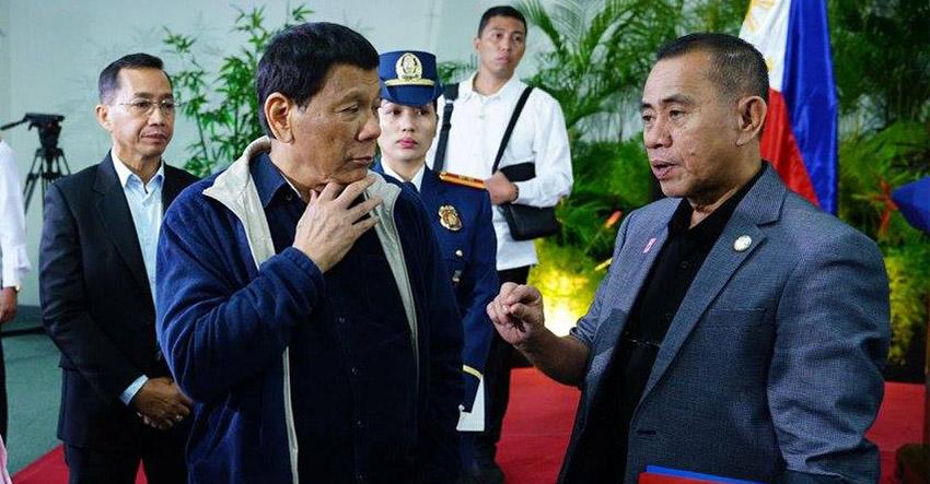 Duterte sacks Leftist Maglunsod, signals crackdown against labor groups