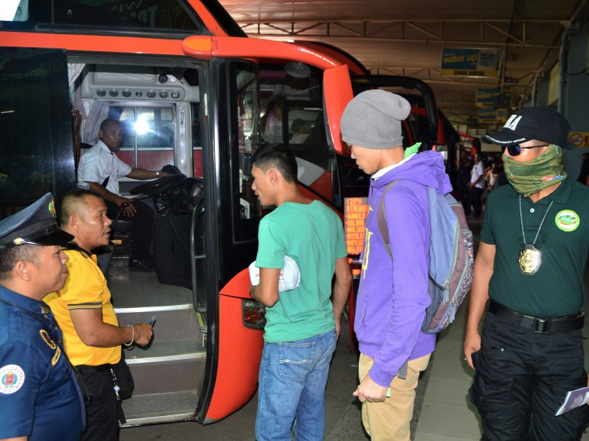 PDEA – 10: Normin bus drivers tested negative for drugs