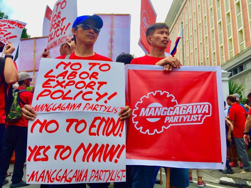 'An insult to PH workers,' Manggagawa Party-list reacts to Comelec en banc disqualification resolution